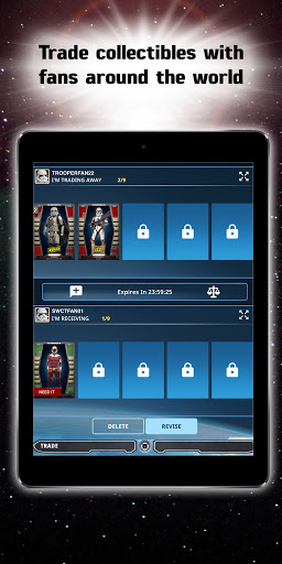 Star Wars™: Card Trader by Topps® 10 تصوير الشاشة