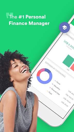 Organizze: Finance tracker, budget planner screenshot 1