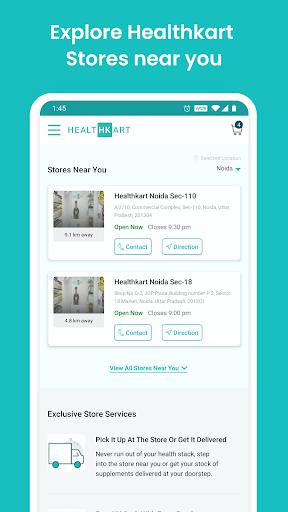 HealthKart: Health & Bodybuilding Supplements App screenshot 6