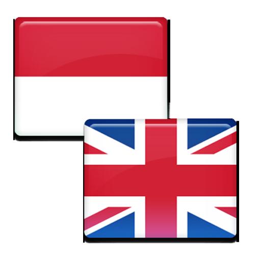 ikon Kamus Bahasa Inggris Offline