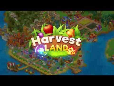 Harvest Land: Farm & City Building screenshot 1
