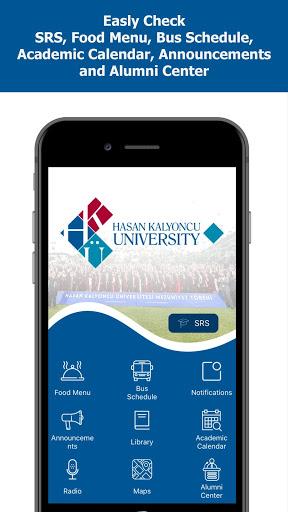 Hasan Kalyoncu University screenshot 1