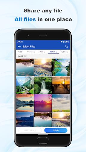 ShareMi - स्थानांतरण, शेयर, डेटा कॉपी, फोन क्लोन स्क्रीनशॉट 2