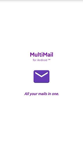 Multi Mail 8 تصوير الشاشة