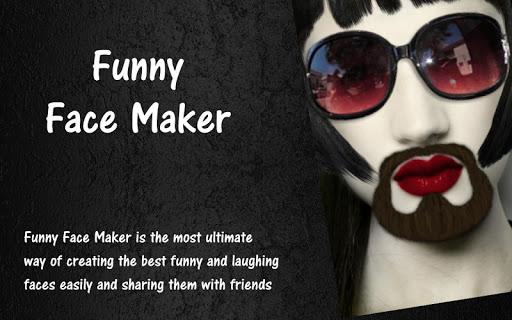 Funny Face Maker screenshot 5