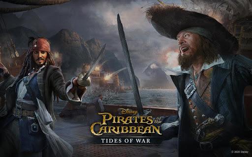 Pirates of the Caribbean: Tides of War 1 تصوير الشاشة