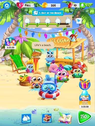 Angry Birds Match 3 screenshot 23