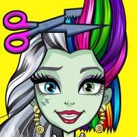 Monster High™ Beauty Shop: Fangtastic Fashion Game on APKTom