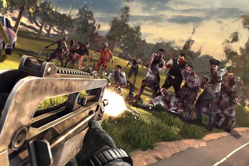 Zombie Frontier 3: قناص بندقية 2 تصوير الشاشة