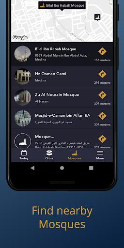 Salaat First (Prayer Times) screenshot 4