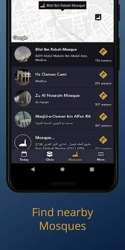 Salaat First (Prayer Times) скриншот 4