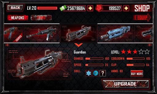 Zombie Killing - Call of Killers 5 تصوير الشاشة