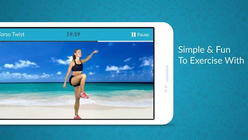 Women Workout: Home Gym & Cardio screenshot 1