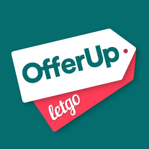 OfferUp: Buy. Sell. Letgo. Mobile marketplace icon