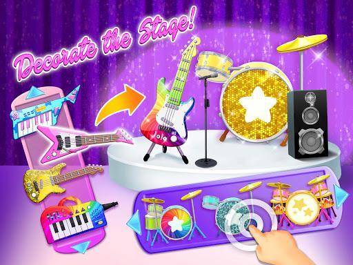 Sweet Baby Girl Pop Stars - Superstar Salon & Show 13 تصوير الشاشة