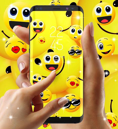 الرموز التعبيرية خلفية حية 4 تصوير الشاشة