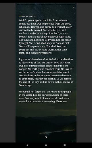 Daily Prayer Guide screenshot 22