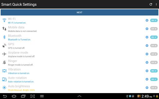 Smart Tetapan Pantas screenshot 17