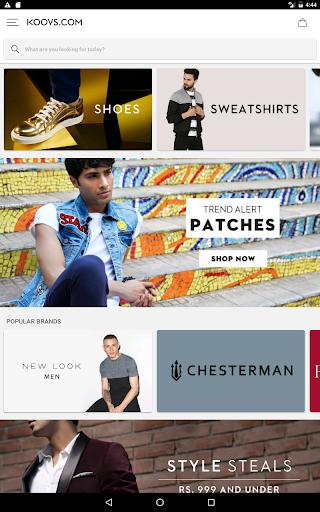 Koovs Online Shopping App скриншот 21