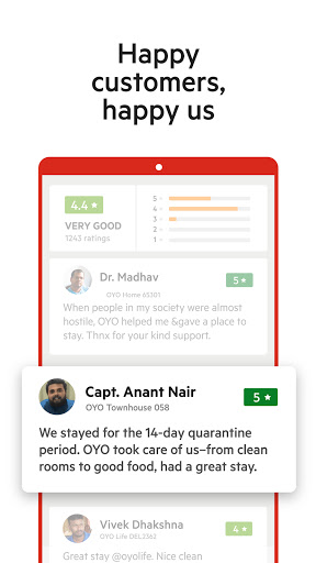 OYO: Book Hotels With The Best Hotel Booking App скриншот 5
