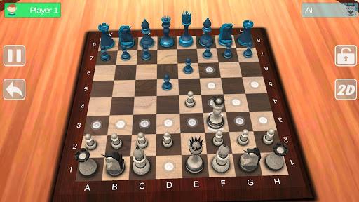 Chess Master 3D Free screenshot 4