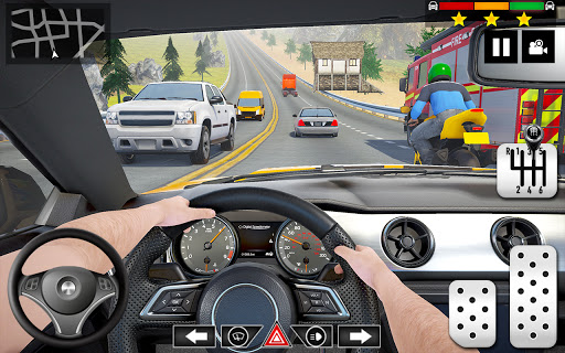 Car Driving School 2020: Real Driving Academy Test screenshot 1