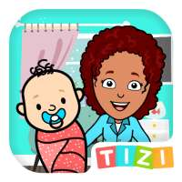 My Tizi Town - Newborn Baby Daycare Games for Kids on 9Apps