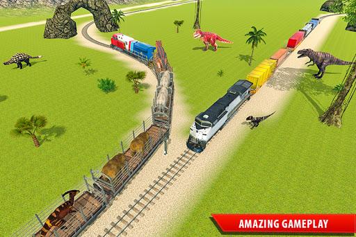 Train Simulator 2021: Rescue Dinosaur Transport screenshot 3