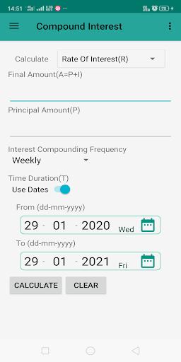Interest Calculator screenshot 4