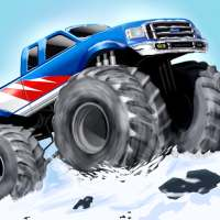 Monster Stunts -- monster truck stunt racing game on APKTom