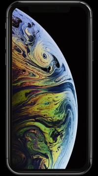 Phone XS MAX Live Wallpaper видео скриншот 3