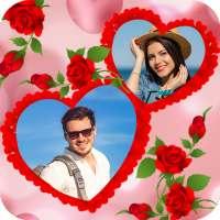 Romantico Foto Miscelazione Cornici: Amore Cornici on 9Apps