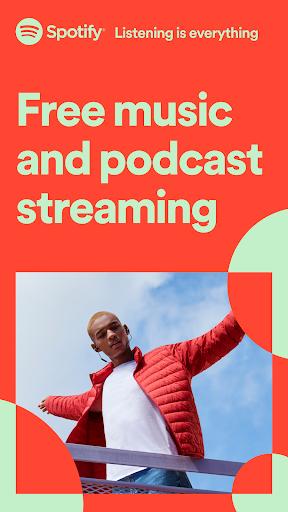 Spotify: Makinig ng bagong music at podcast screenshot 1