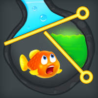 Save the Fish - Pull the Pin Game on APKTom