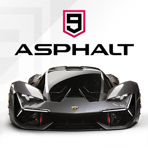 Asphalt 9: Legends - Epic Car Action Racing Game icon