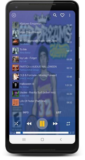 Offline Music Player - Local, Without Wifi screenshot 7