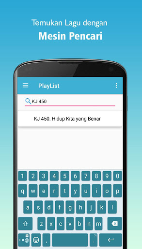 Kidung Pujian (KJ, PKJ, NKB) screenshot 7
