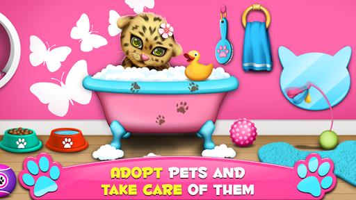 Pet House Decoration Games screenshot 3