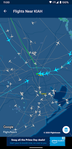 FlightAware Flight Tracker 6 تصوير الشاشة