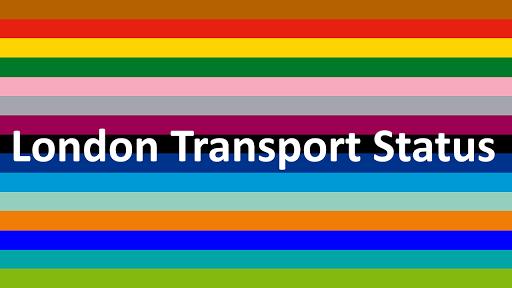 London Transport Status 1 تصوير الشاشة