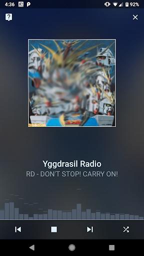 Anime Music Radio - J-pop, J-rock, Soundtracks 3 تصوير الشاشة