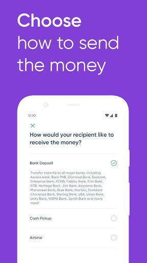 WorldRemit Money Transfer App: Send Money Abroad screenshot 4