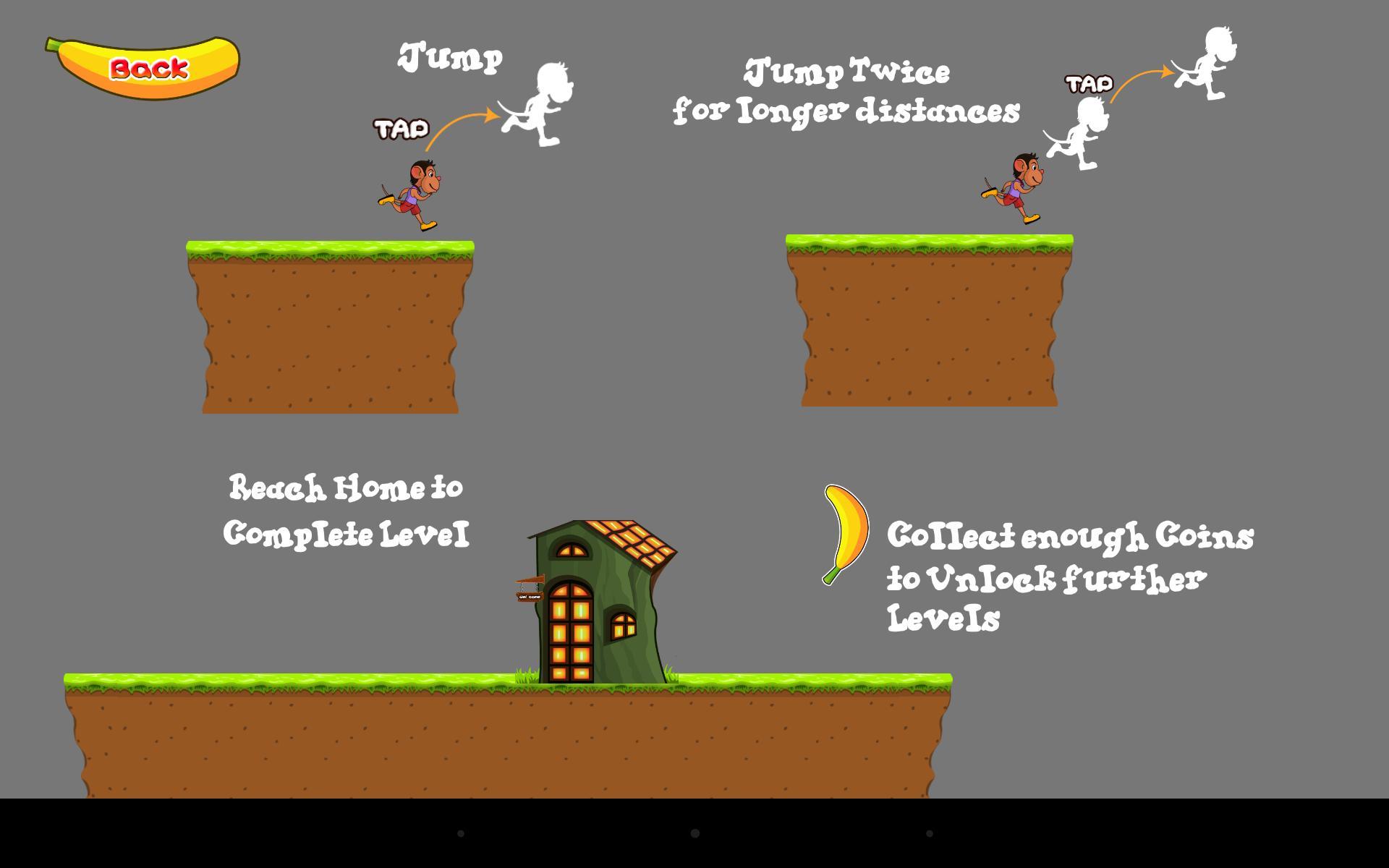 Jungle Loony Monkey Adventure 7 تصوير الشاشة