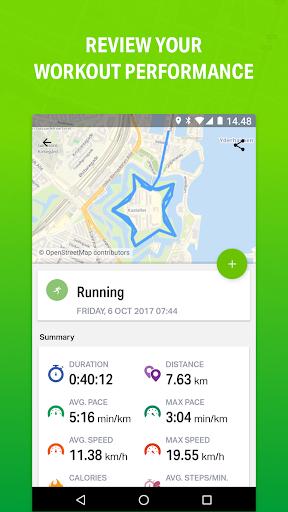 Endomondo - Running & Walking 2 تصوير الشاشة