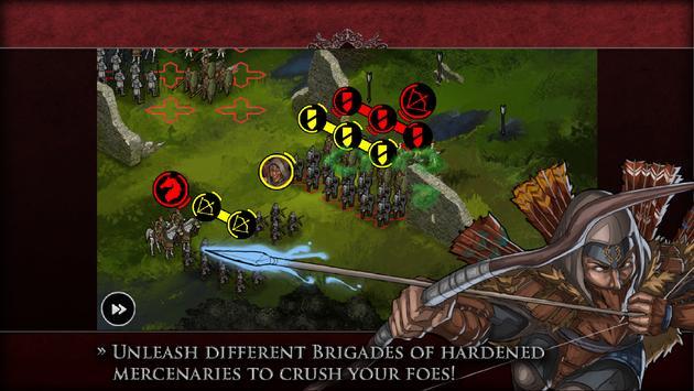 RAVENMARK: Mercenaries screenshot 4