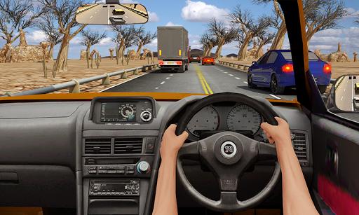 Traffic Highway Car Racer screenshot 5