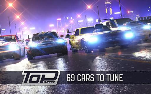 Top Speed: Drag & Fast Street Racing 3D screenshot 20