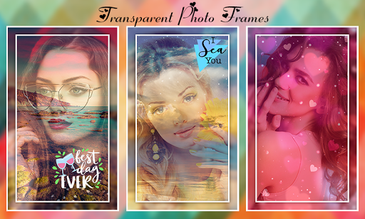 Transparent Photo Frames 1 تصوير الشاشة