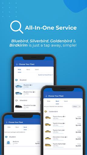 MyBlueBird screenshot 2