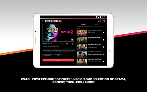 ALTBalaji - Watch Web Series, Originals & Movies 8 تصوير الشاشة